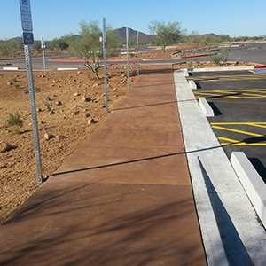Sonora Landscaping Project by Natina Products
