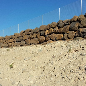 Natina Natural Colorant Lake Mead Rock Barrier Project