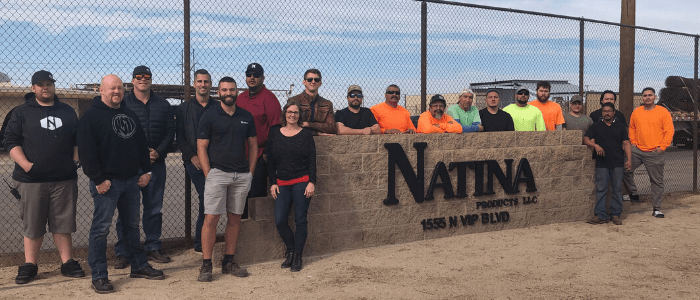 Natina Group Photo